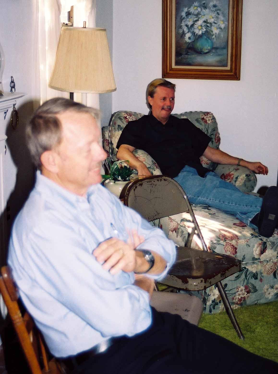 J. D. Allen, Pat Maguire