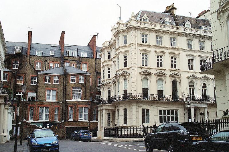 Prince of Wales Terrace, Kensington