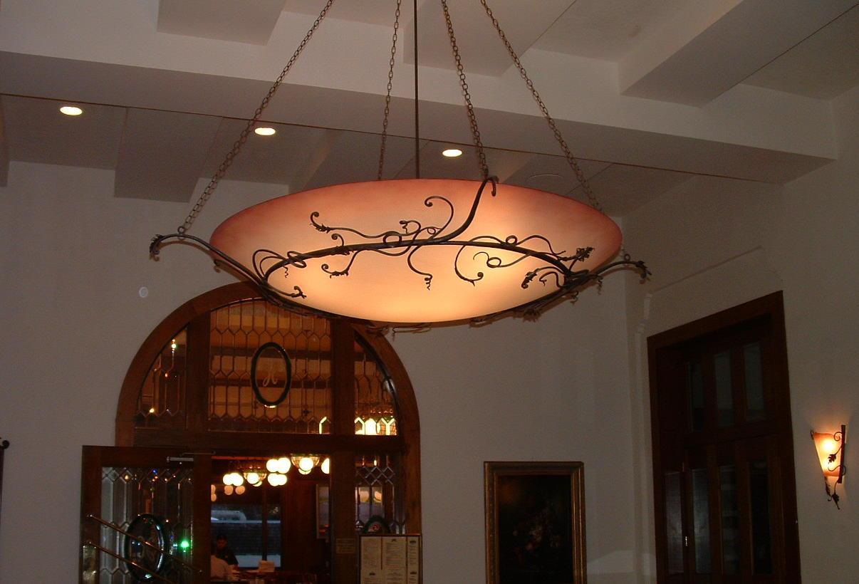 Hotel Durant lobby