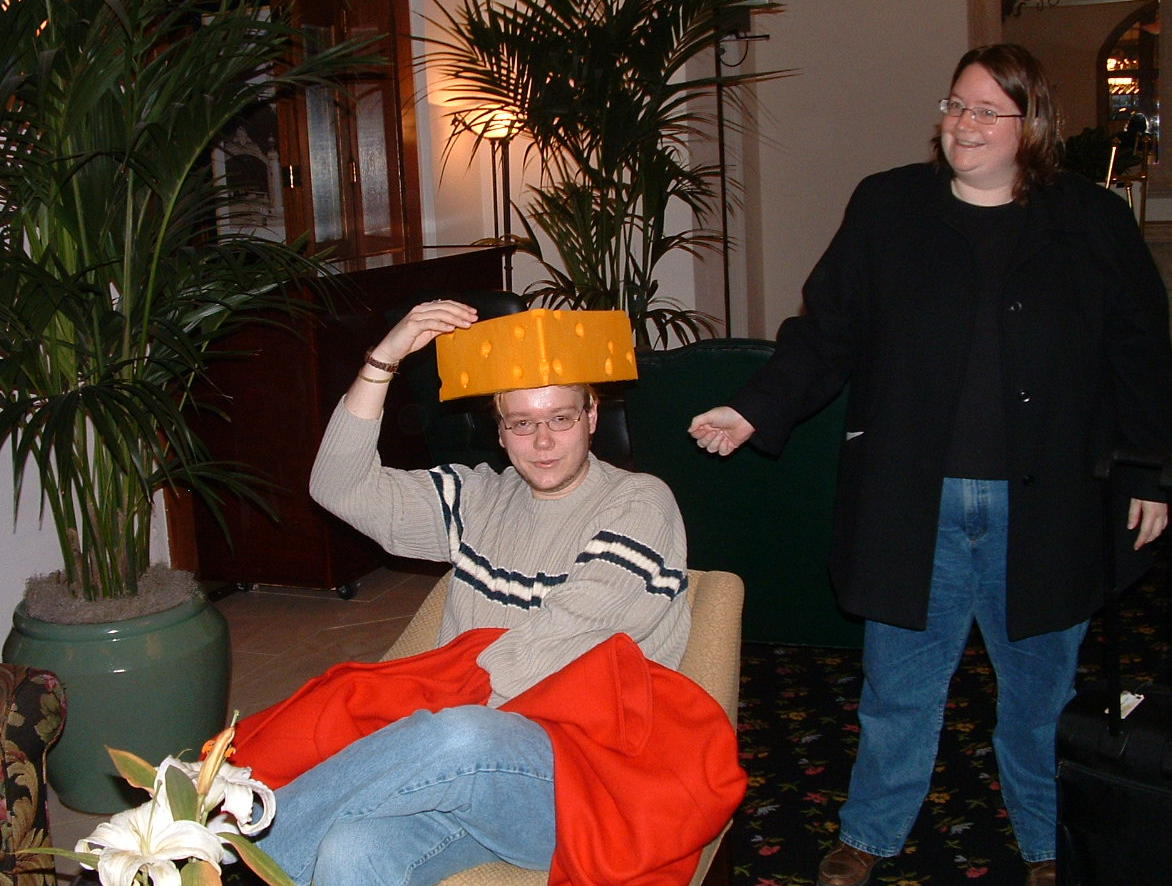 Will the Cheesehead