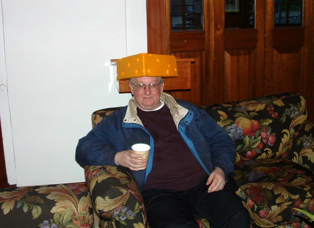 Bill the Cheesehead